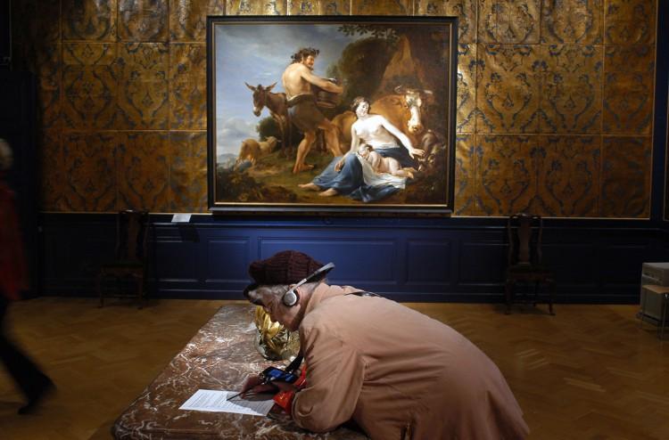-   Mauritshuis : Royal Picture Gallery. La Haye,  Pays Bas