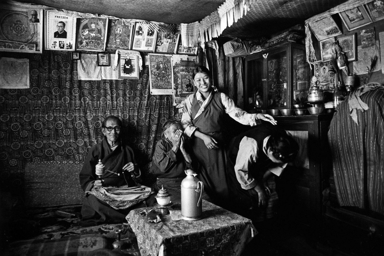 Réfugiés Tibétains