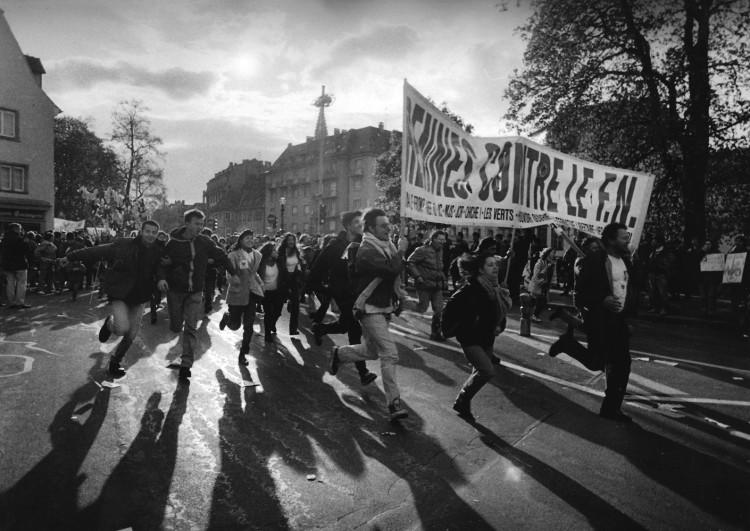 Strasbourg mars 1997