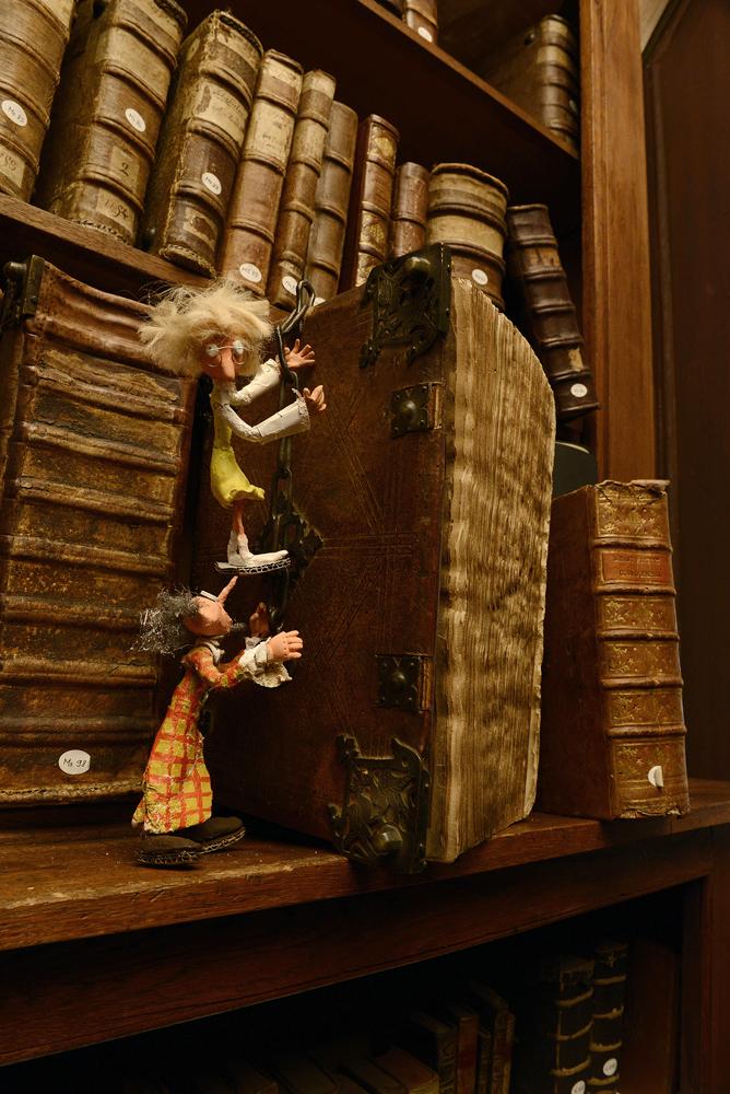 Bibliothèque Humaniste Sélestat